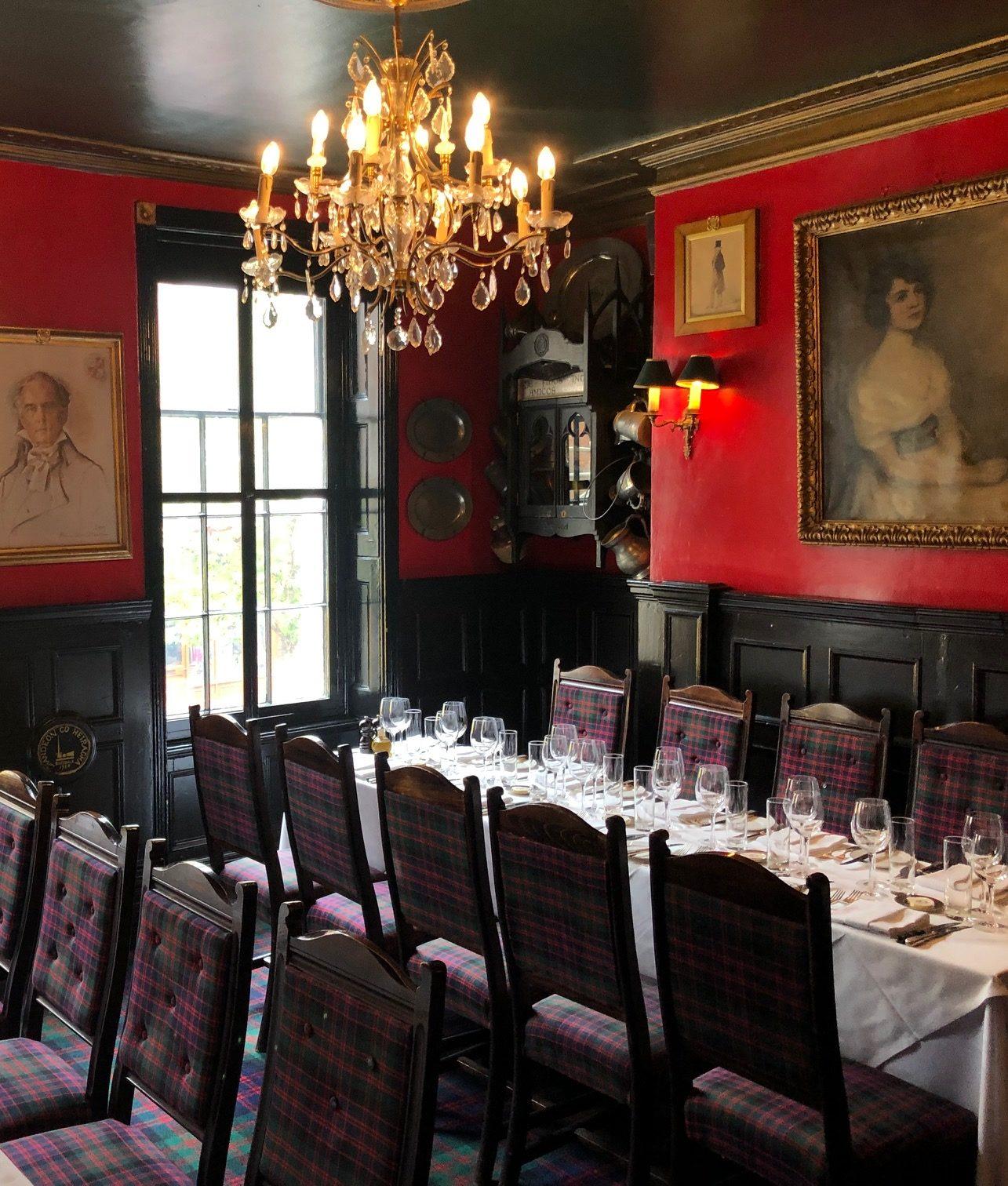 boisdale, Luxury PR, Corporate PR, Fine Dining