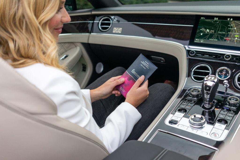 Chocolate, Bentley, Corporate PR, Luxury PR