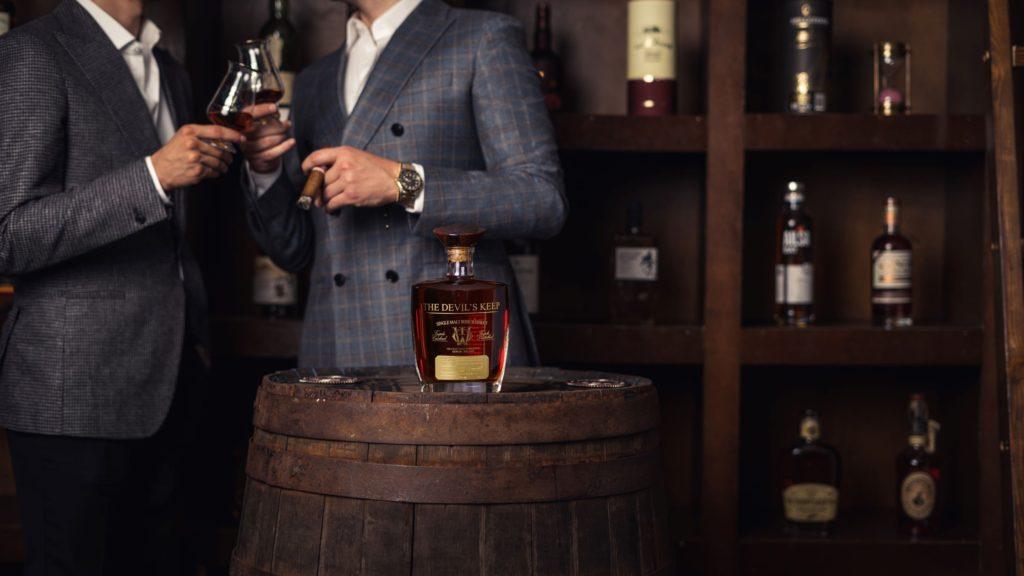 Craft Irish Whiskey, Luxury PR, Drinks PR