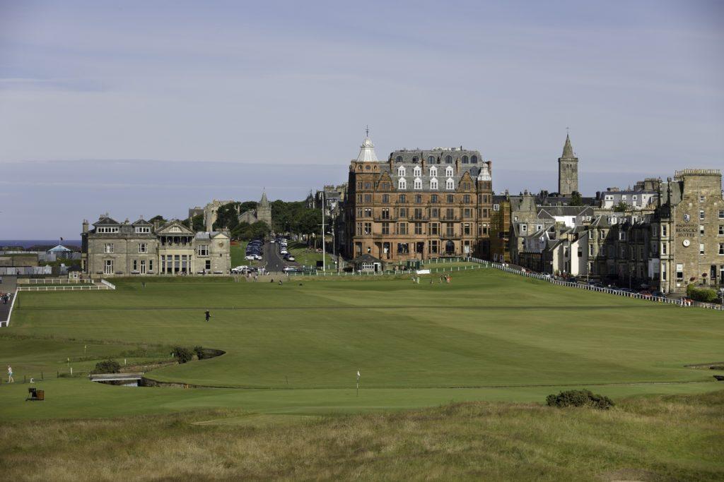 Old Course, Golf, Property PR, Travel PR