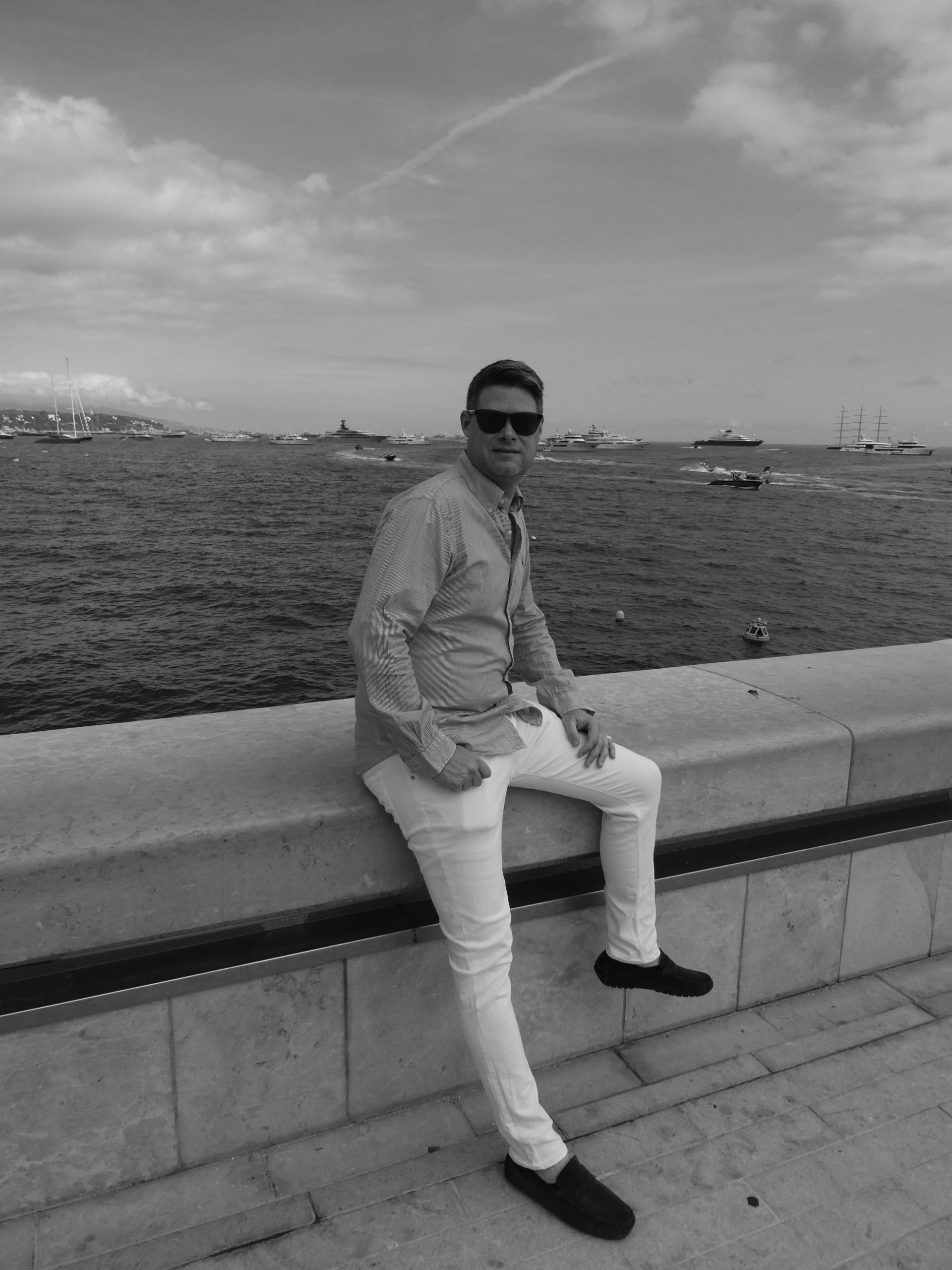 julian, Monaco Yacht Show, Yacht Broker
