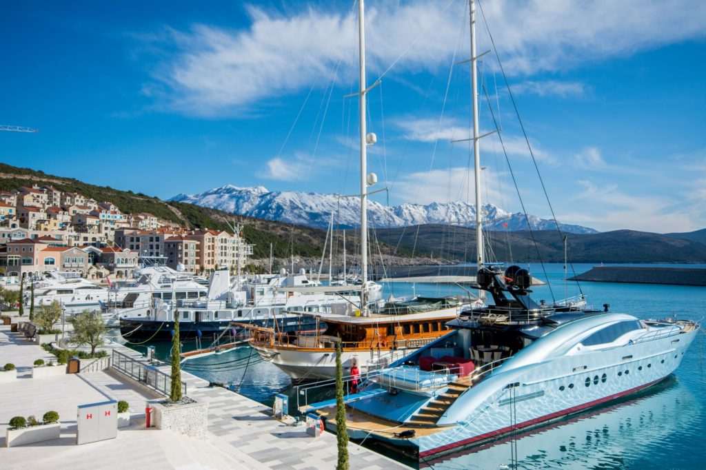 Lustica Bay, Property PR, Travel PR, Montenegro